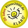 Klaro_20Jahre-Aufkleber_3fbg